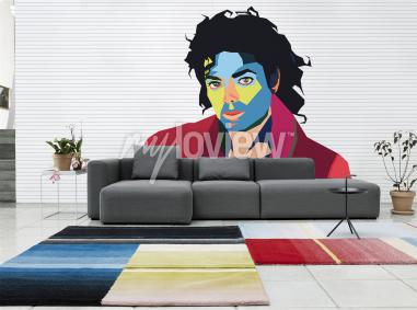 Fotomural Michael Jackson