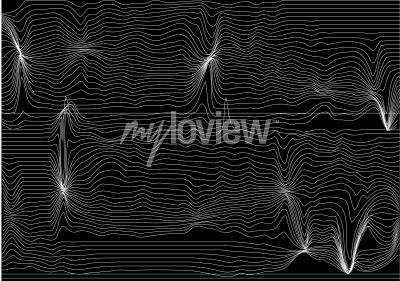Fotomural Vibración