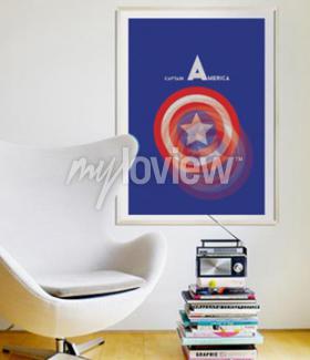 Fotomural Capitán América