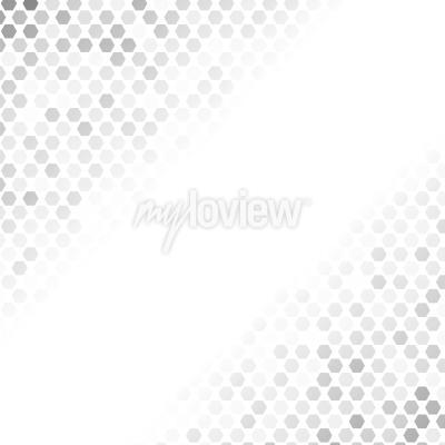 Vinilo Resumen gris patrón
