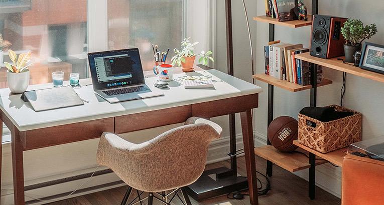 ¿Estás decorando una oficina en casa? ¡He aquí las decoraciones que debes ver!