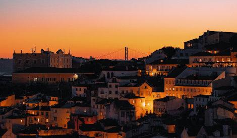 Ciudades de noche