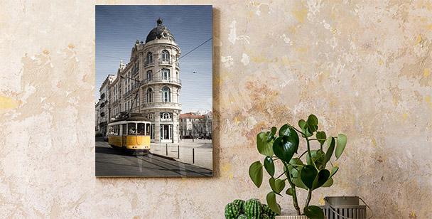 Cuadro Arquitectura de Portugal