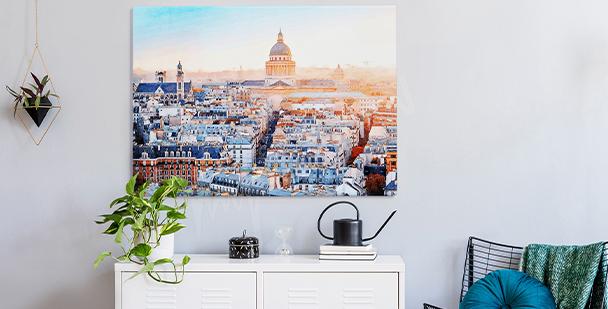 Cuadro ciudad París