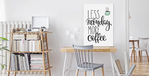 Cuadro motivación minimalista