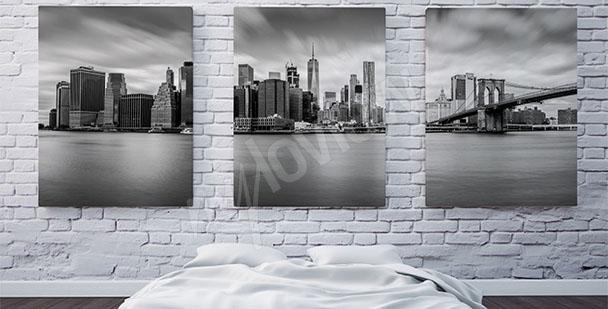 Cuadro Nueva York - panorama