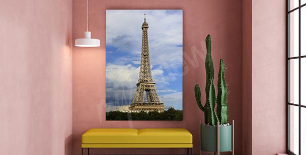 Cuadro París para el vestíbulo
