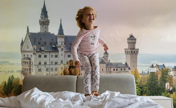 Fotomural Arquitectura - Castillo en Alemania
