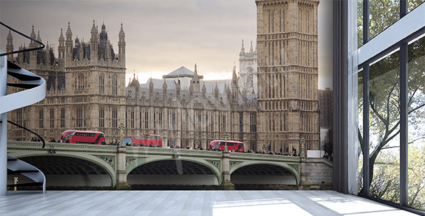 Fotomural Arquitectura de Londres