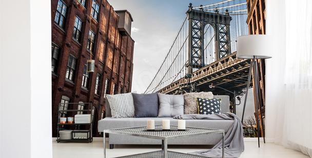 Fotomural arquitectura de Nueva York