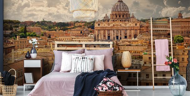 Fotomural arquitectura del Vaticano