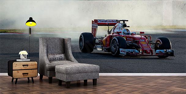 Fotomural bólido de Fórmula 1