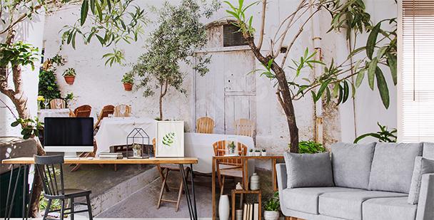Fotomural café italiano