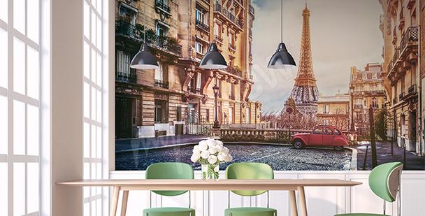 Fotomural capital de Francia