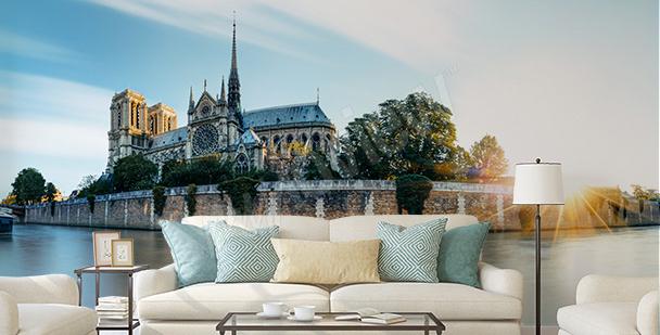 Fotomural Catedral de Notre Dame