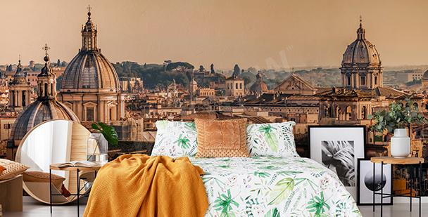 Fotomural con paisaje de Roma