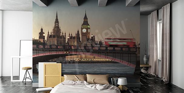 Fotomural con vistas a Londres