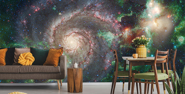 Fotomural del espacio exterior