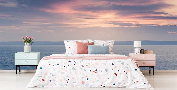 Fotomural del mar para el dormitorio