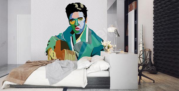 Fotomural Elvis Presley