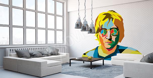 Fotomural John Lennon