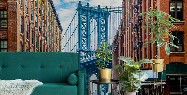 Fotomural Manhattan Bridge