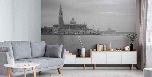 Fotomural monocromo Venecia