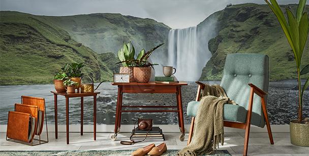 Fotomural naturaleza de Islandia