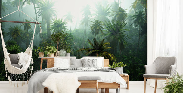Fotomural naturaleza en la jungla
