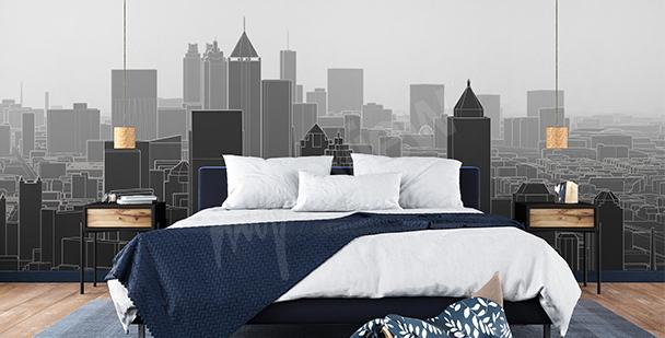 Fotomural Nueva York 3D