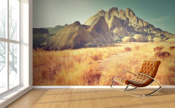 Fotomural paisaje africano