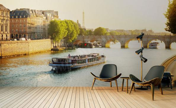 Fotomural paisaje de Paris