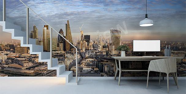 Fotomural Panorama de Londres