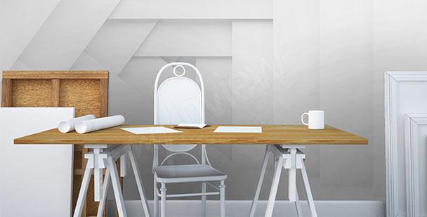Fotomural para oficina 3D