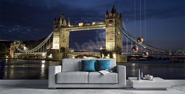 Fotomural Puente en Londres