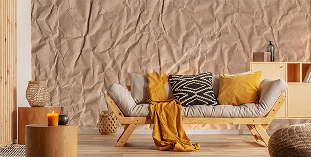 Fotomural textura de papel