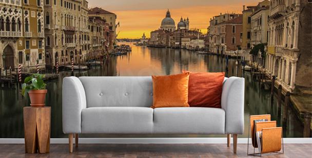 Fotomural Venecia al amanecer