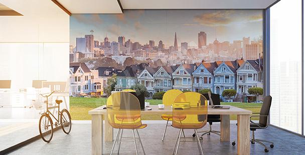 Fotomural vista de San Francisco