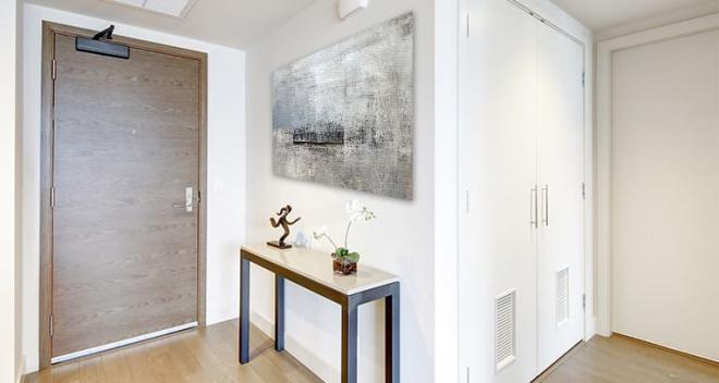 ¿Quieres una idea para paredes en el vestíbulo? ¡Aquí hay 5 ideas para todos!