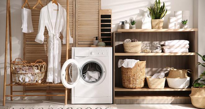 Lavandería en casa. ¡Inspiraciones que debes ver antes de decorarlo!