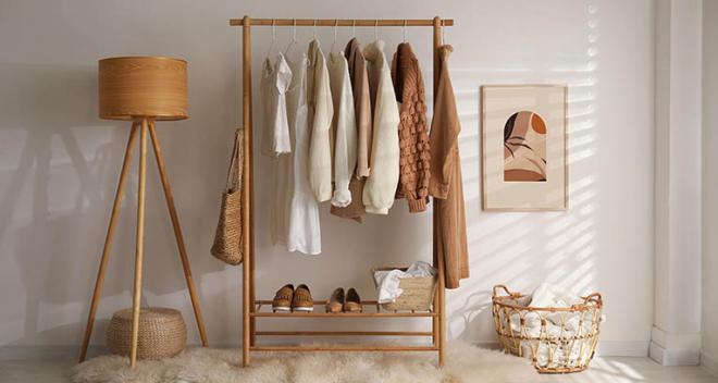 ¿Cómo decorar un vestidor pequeño? Sugerencias de expertos