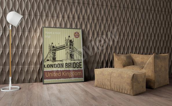 Póster London bridge