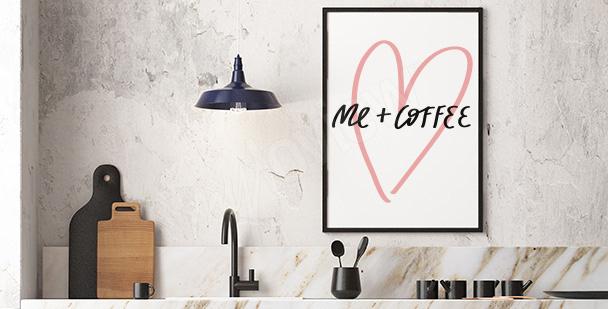 Póster tipográfico minimalismo