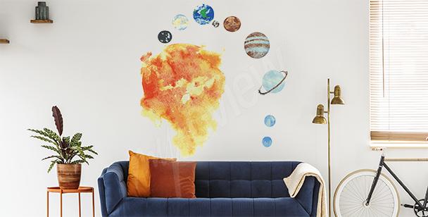 Vinilo Sistema solar